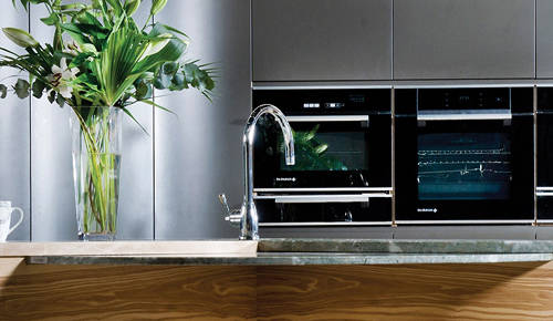 Additional image for Single Lever Kitchen Mixer Tap With C Spout (Chrome).