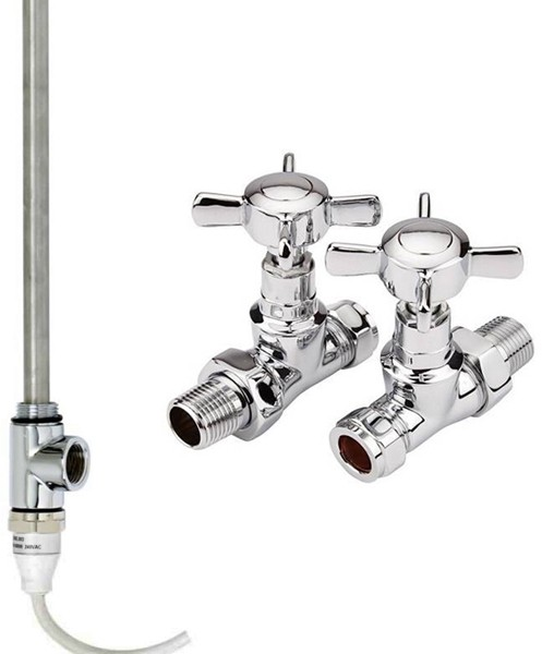 Additional image for Heating Element Pack With Straight Valves  (600w).