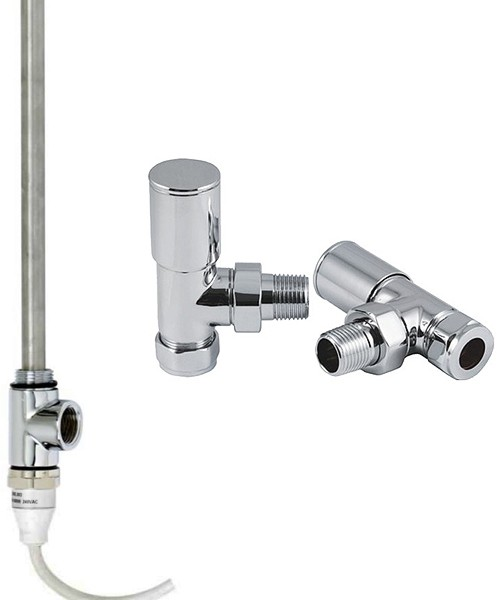 Additional image for Heating Element Pack With Angled Valves  (600w).