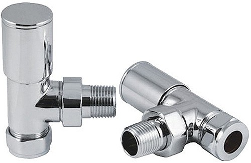 Additional image for Thermostatic Element Pack With Angled Valves  (150w).