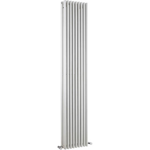 Additional image for Cypress 5036 BTU Radiator (White). 315x1800mm.