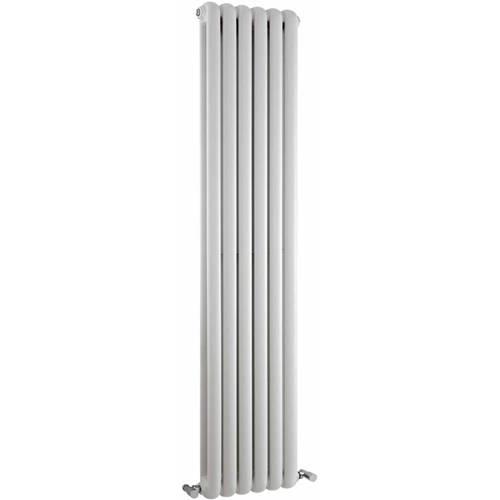 Additional image for Salvia Double Radiator. 5705 BTU (White). 383x1500mm.