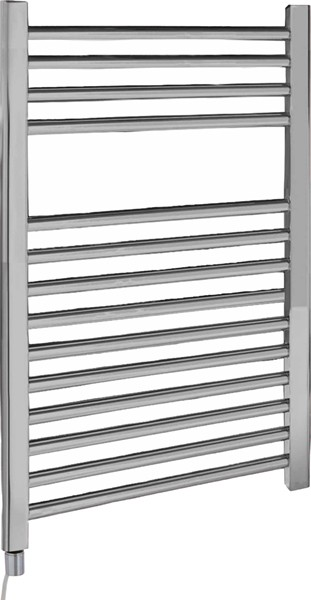 Additional image for Electric Bathroom Ladder Towel Rail. 500x700mm.
