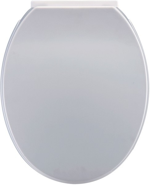 Additional image for Soft Close Toilet Seat (White).