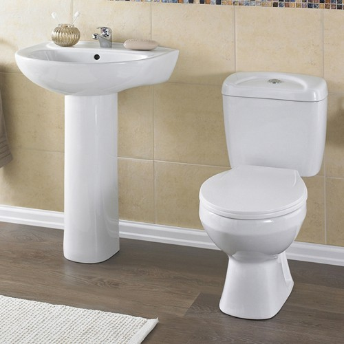 Additional image for Melbourne 4 Piece Bathroom Suite.