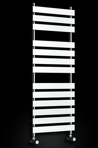 Additional image for Trento Towel Radiator (Chrome). 500x950mm.