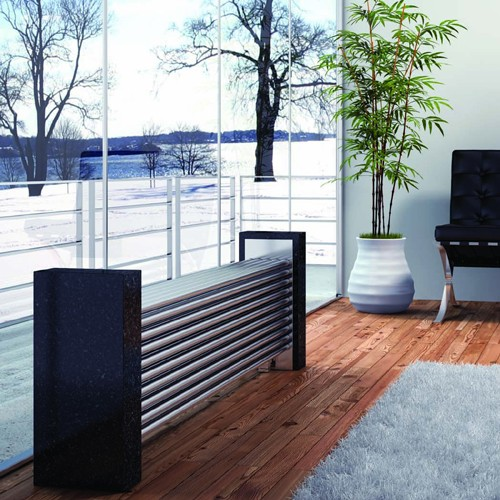 Additional image for Marinox Radiator With 50 Tubes (Stainless Steel). 500x1200.