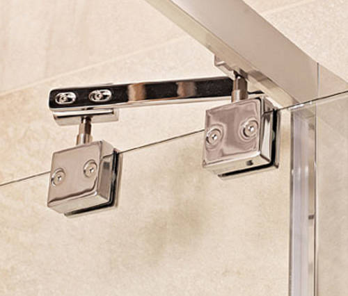 Additional image for Shower Enclosure With Inswing Door (800x800mm).
