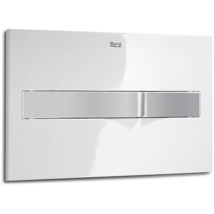 Additional image for DUPLO LH Wall Hung Frame & PL2 Dual Flush Panel (Combi).