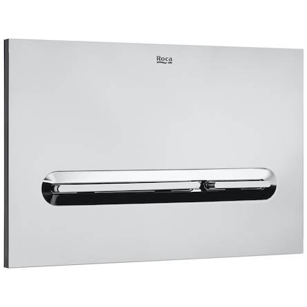 Additional image for Low Height Concealed Cistern & PL5 Dual Flush Panel (Chrome).