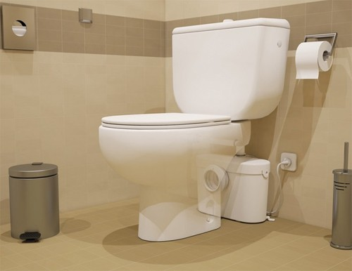 Additional image for Saniaccess 1 Macerator For Toilet (WC).