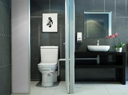 Additional image for Saniaccess 2 Macerator For Toilet & Basin (Cloakroom).