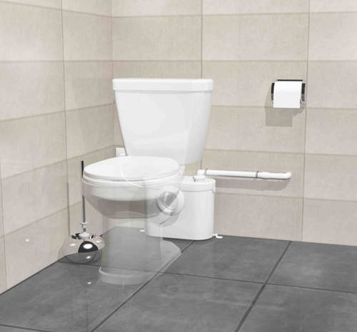 Additional image for Saniflo UP Macerator For Toilet (WC).