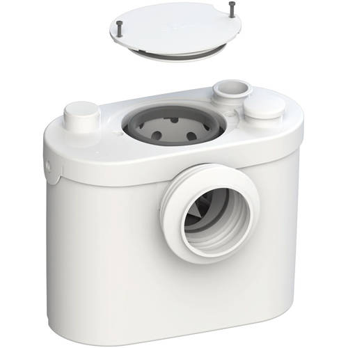 Additional image for Sanitop UP Macerator For Toilet & Basin (WC & Basin).