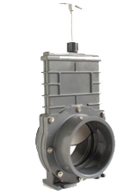 Additional image for 110mm Isolation Valve For Use With The Sanicubic Range.