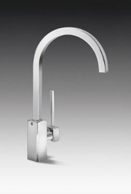 Additional image for Ukparma Kitchen Tap With Single Lever (Chrome).