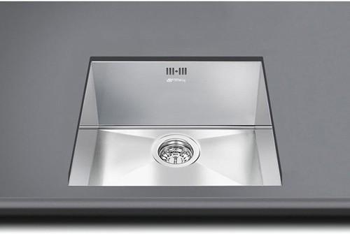 Additional image for Mira Undermount Kitchen Sink 340x400mm (S Steel).