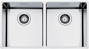 Additional image for Mira 2.0 Bowl Undermount Kitchen Sink 802x400mm (S Steel).