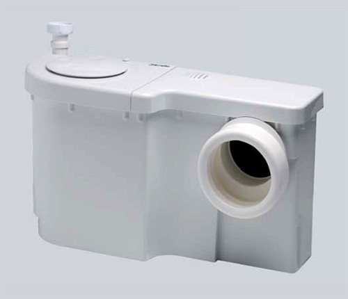Additional image for WC1 Macerator For Toilet Only (1 Inlet).