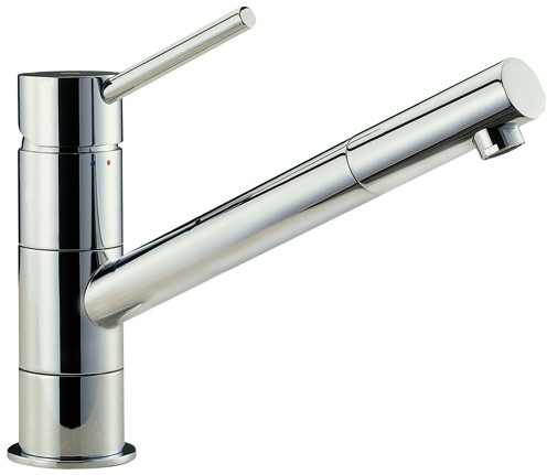 Additional image for Anzio Lever Kitchen Tap (Chrome).