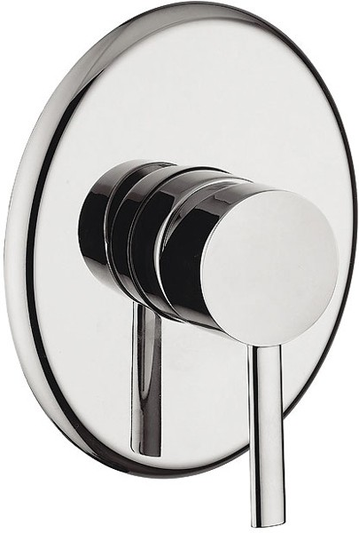 Additional image for Concealed Manual Shower Valve (Chrome).