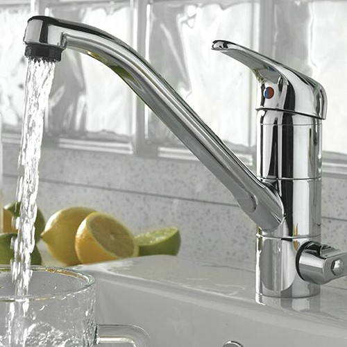 Additional image for Technic Kitchen Tap With Built In Filter (Chrome).