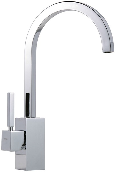 Additional image for Domino Kitchen Tap (Chrome).