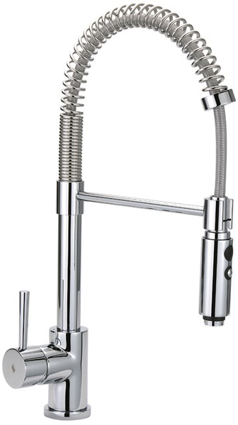 Additional image for Cappuccino Kitchen Tap With Flexible Spray.