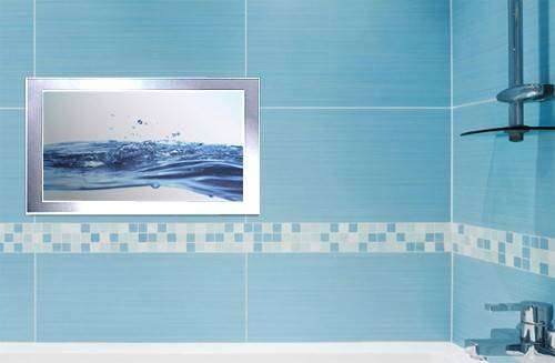 "Additional image for 24"" Edge Waterproof Mirror TV (LED, 1080p)."