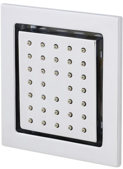 Additional image for 1 x Adjustable Square Body Jet (Flush To Wall).