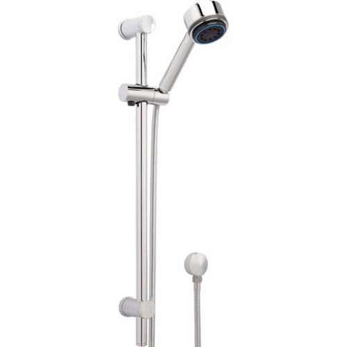 Additional image for Adjustable Slide Rail Kit With Multi Function Shower Handset.