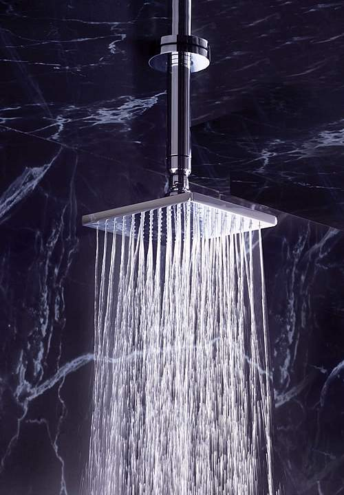 Additional image for Ceiling mounting arm (for fixed shower heads)