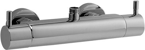 Additional image for Thermostatic Bar Shower Valve & Tiamo Riser Set.