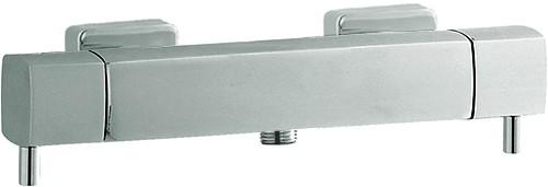 Additional image for Thermostatic Bar Shower Valve & Sheer Slide Rail Set.