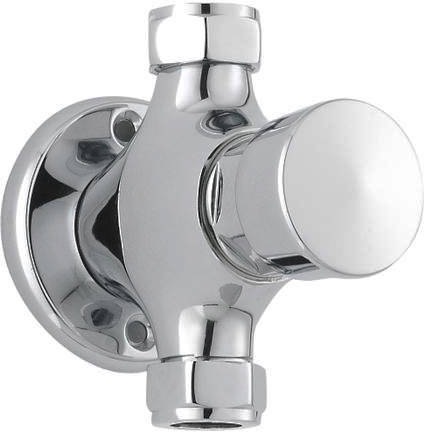 Additional image for Exposed Non-Concussive Shower Valve (Chrome).