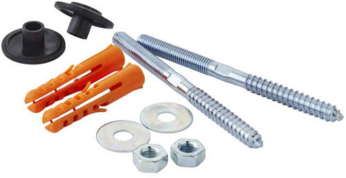 Additional image for Wall Mounted Basin Fixing Kit (Bolts).