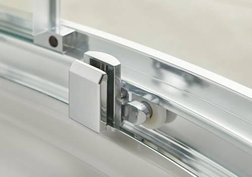 Additional image for Corner Shower Entry Enclosure (760x760mm).
