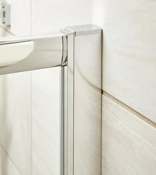Additional image for Corner Shower Entry Enclosure (800x800mm).