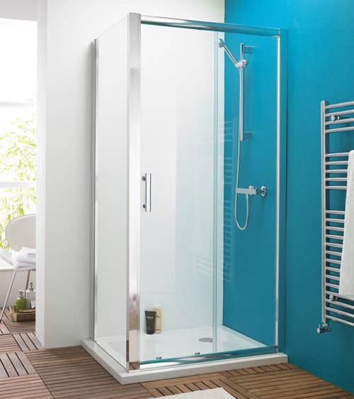 Additional image for Sliding Shower Door (1700mm).