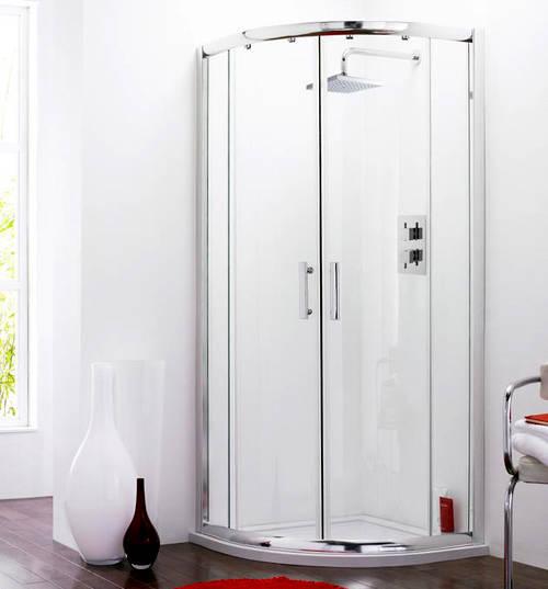 Additional image for Quadrant Shower Enclosure (800mm).