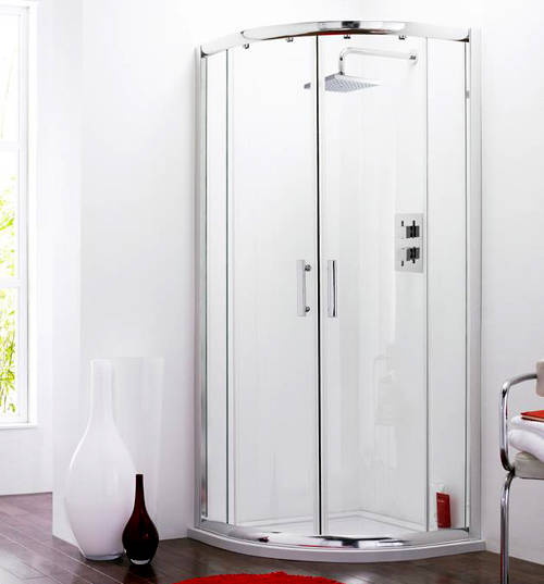 Additional image for Quadrant Shower Enclosure (900mm).