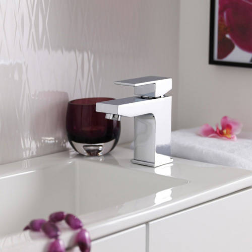 Additional image for Basin Mixer & Bath Shower Mixer Tap Set (Free Shower Kit).