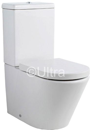 Additional image for Complete Bathroom Furniture Pack With Embrace Tap (White).