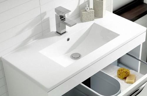 600mm vanity unit 120 basin white hudson reed memoir u cab170 bas120. Black Bedroom Furniture Sets. Home Design Ideas