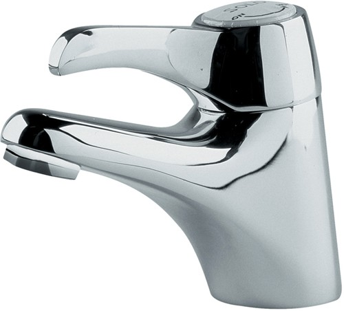 Additional image for Spray Basin Mixer Tap (Chrome).