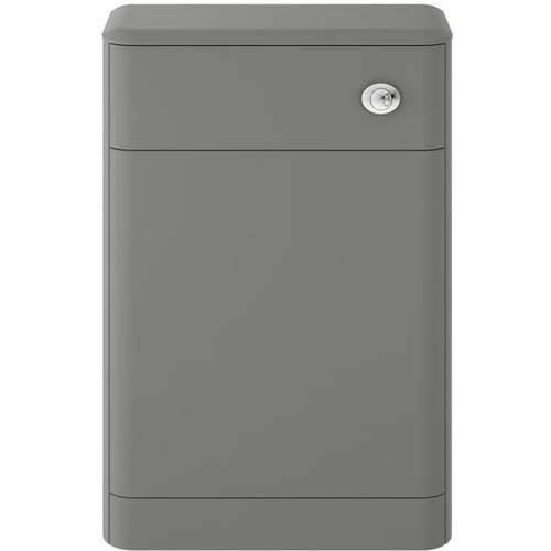 Additional image for Back To Wall Unit 550mm (Cool Grey).