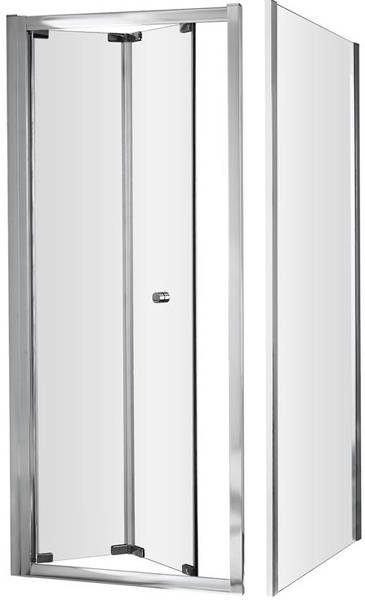 Additional image for Shower Enclosure With Bi-Fold Door (900x900mm).