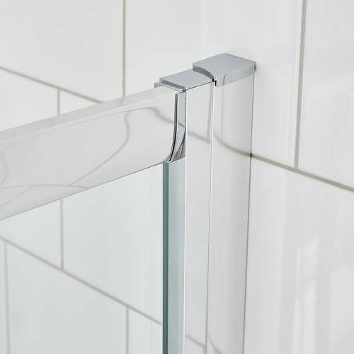 Additional image for Corner Entry Shower Enclosure (760x760mm).