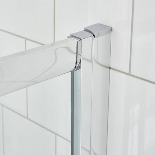 Additional image for Corner Entry Shower Enclosure (800x800mm).