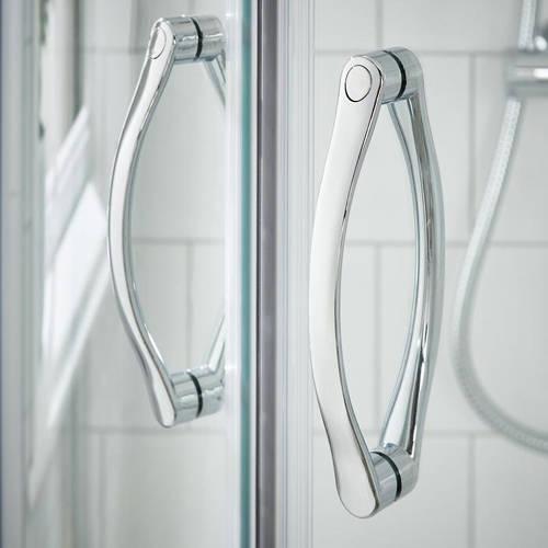 Additional image for Sliding Shower Door (1000mm).